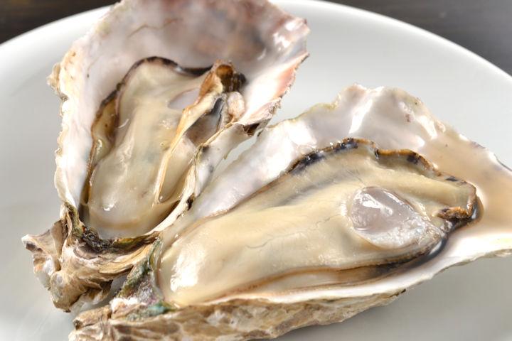 亜鉛を豊富に含む牡蠣