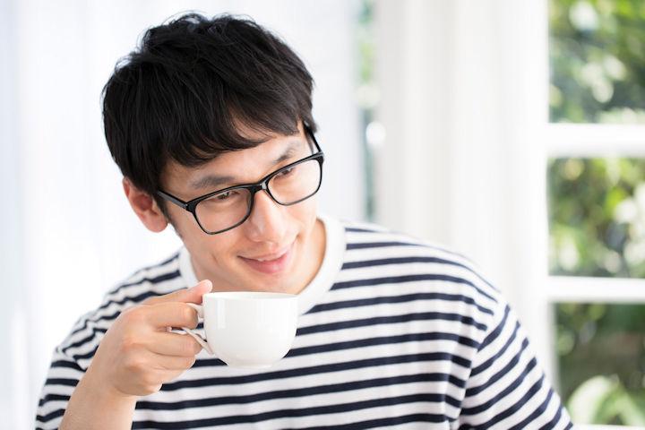 温かい飲み物で冷え性対策