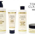 メンズコスメブランド「TOKYO CLASSIC」