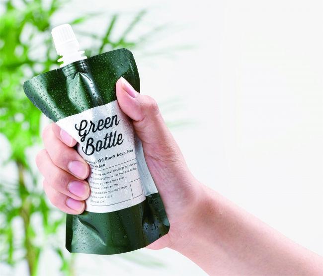 グリーンボトル ボタニカルオイルブロックアクアジェリー