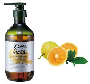 オーガニックグリーンレモンの香り