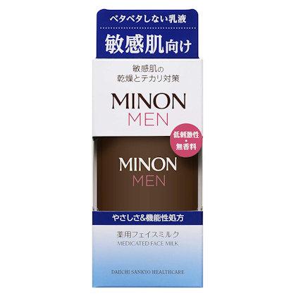 ミノンメン 薬用フェイスミルク
