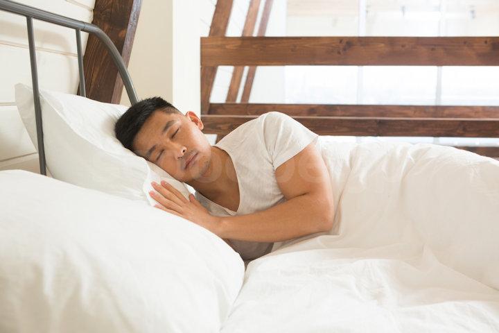 質の良い睡眠をとる