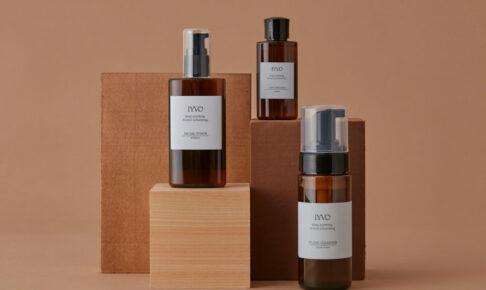 メンズオーガニックコスメ「IYVO(イーヴォ)」から洗顔料と乳液が新登場